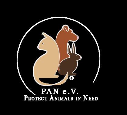 Pan e.V Tierschutz Logo